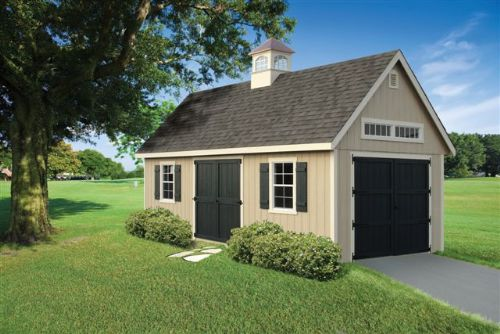 Classic Line Elite Patriot Shed