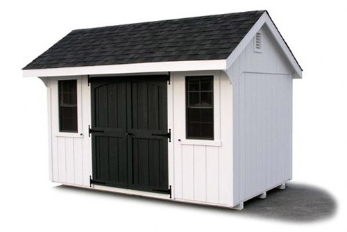 Classic Line Colonial Shed