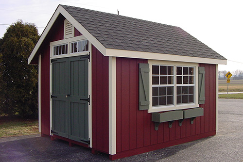 Classic Line Country Shed