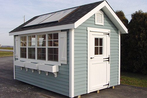Classic LIne A-Frame Potting Shed