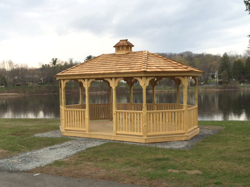 Recent jobs gazebo Installations