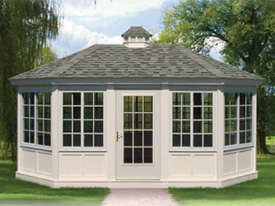 Gazebo Enclosures