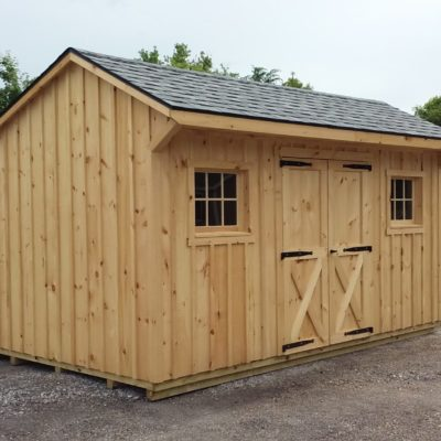 Display 24 X26 Carport On Route 20 New Lebanon Ny Shed